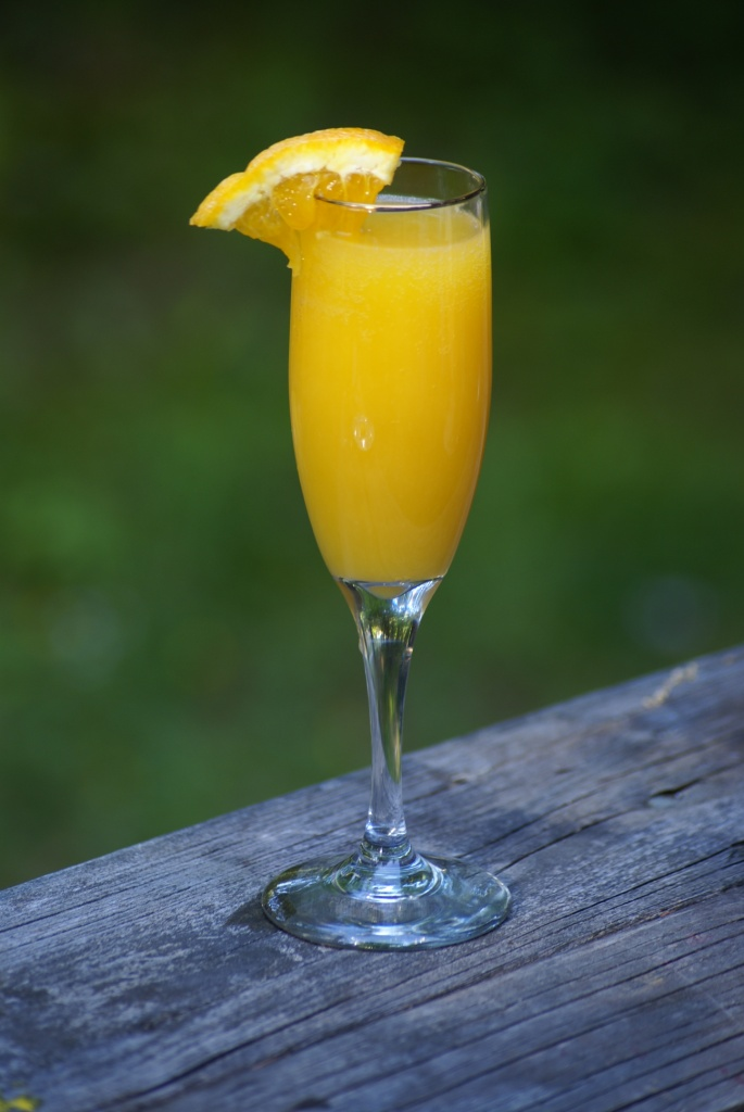 Madiolsoir blog entertain exchange non alcoholic mimosa for Cocktail mimosa