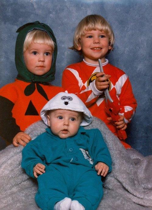3 little halloween